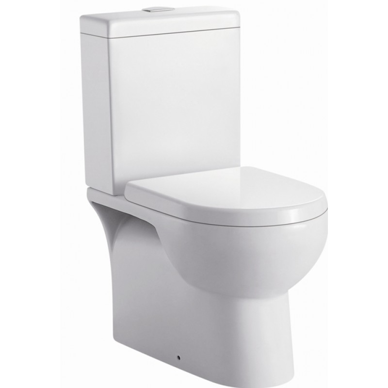 Trinity Wall Faced Toilet Suite
