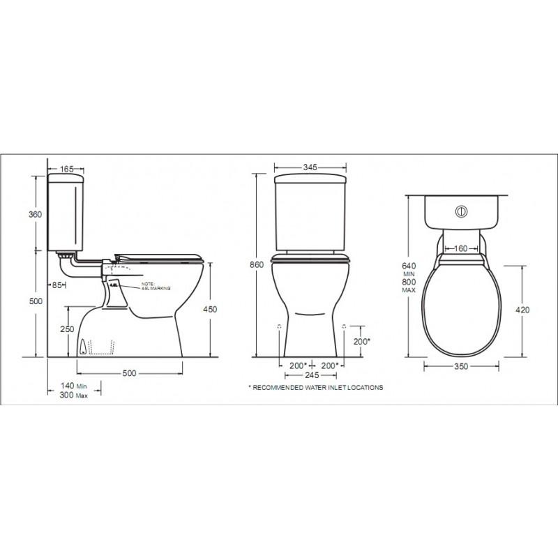 Disable Toilet Suite