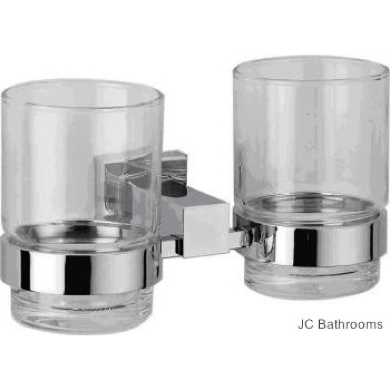 Crystal Double Tumbler