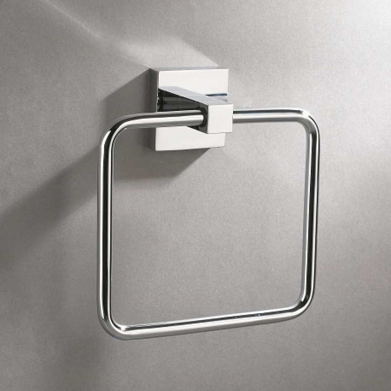 SQ Towel Ring