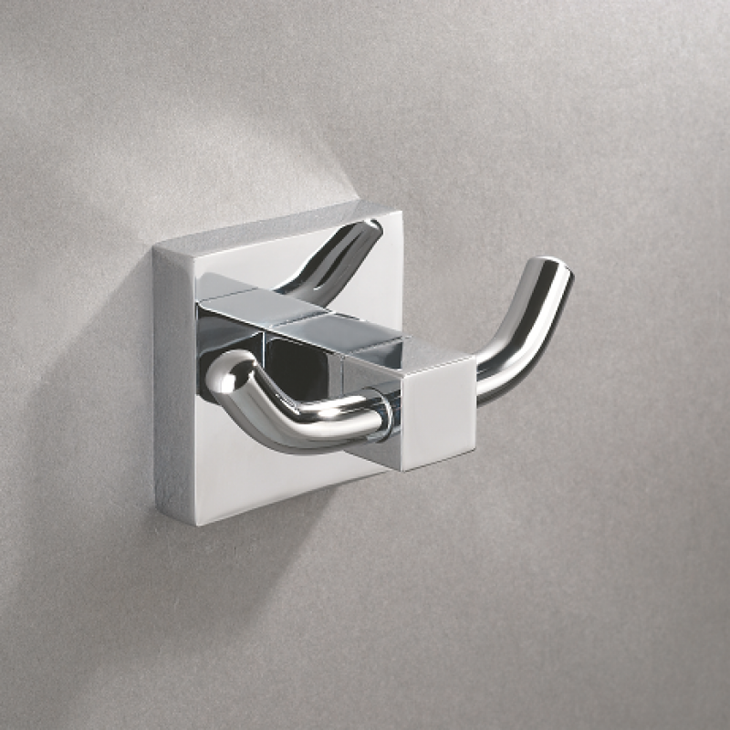 SQ Double Robe Hook