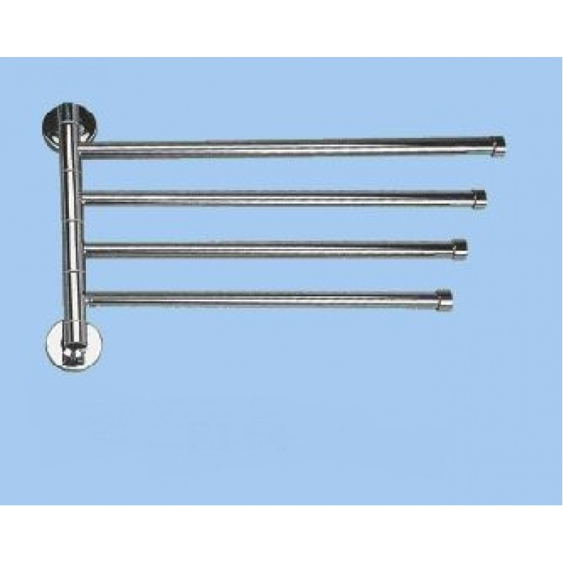 Swivel Towel Rail 430mm