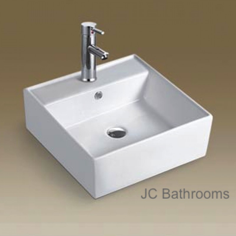 Above Counter / Wall Mounted Basin - B218C