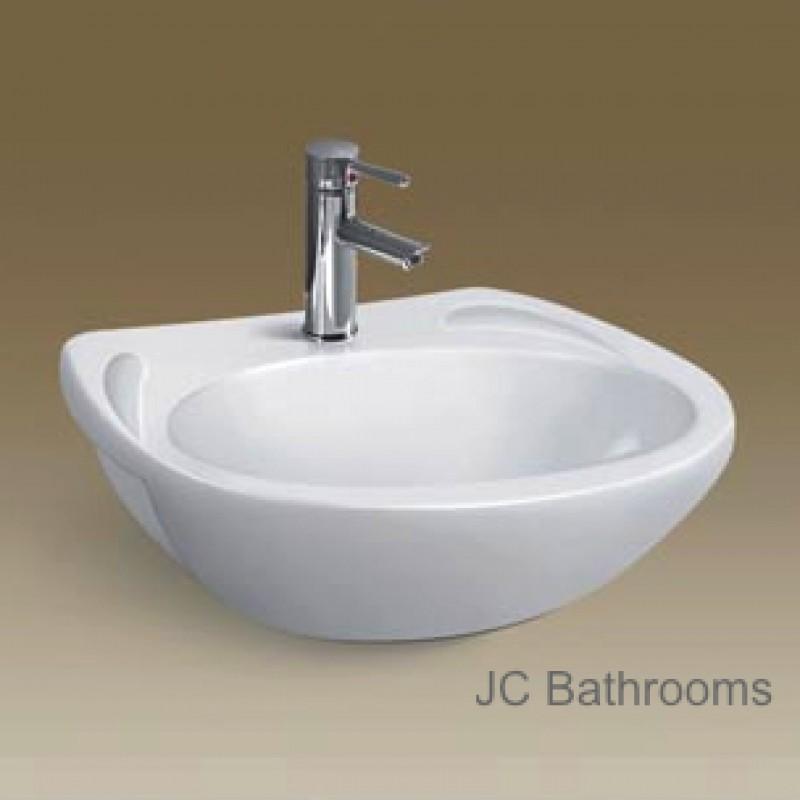 Semi Recessed Basin - B230