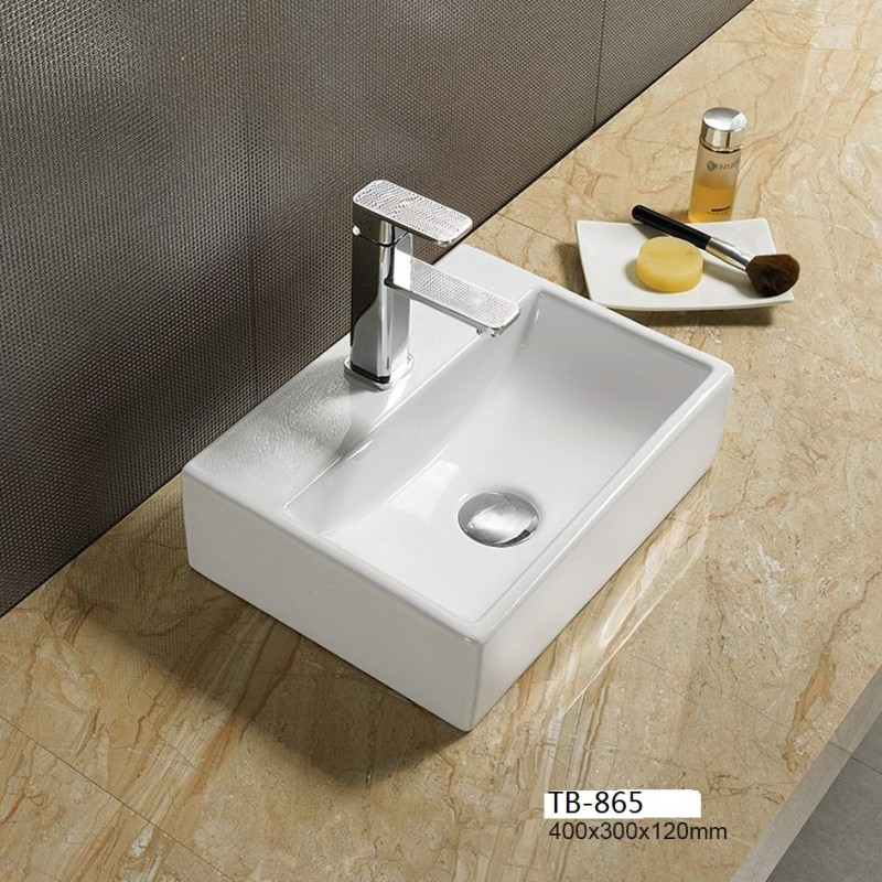 Above counter / Wall Mounted Basin - B865