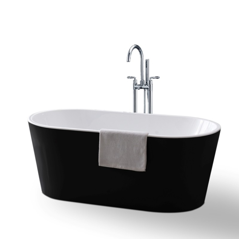 Free Standing Bath Tub - 1500x750x580mm