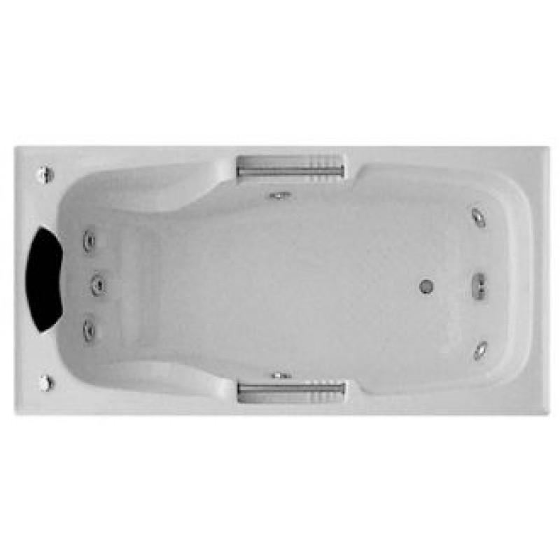 Rectangular Spa Bath - Marchena