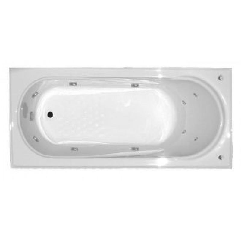 Rectangular Spa Bath - Allura