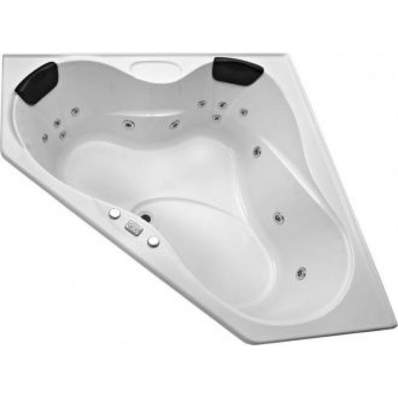 Corner Spa Bath - Alcazar