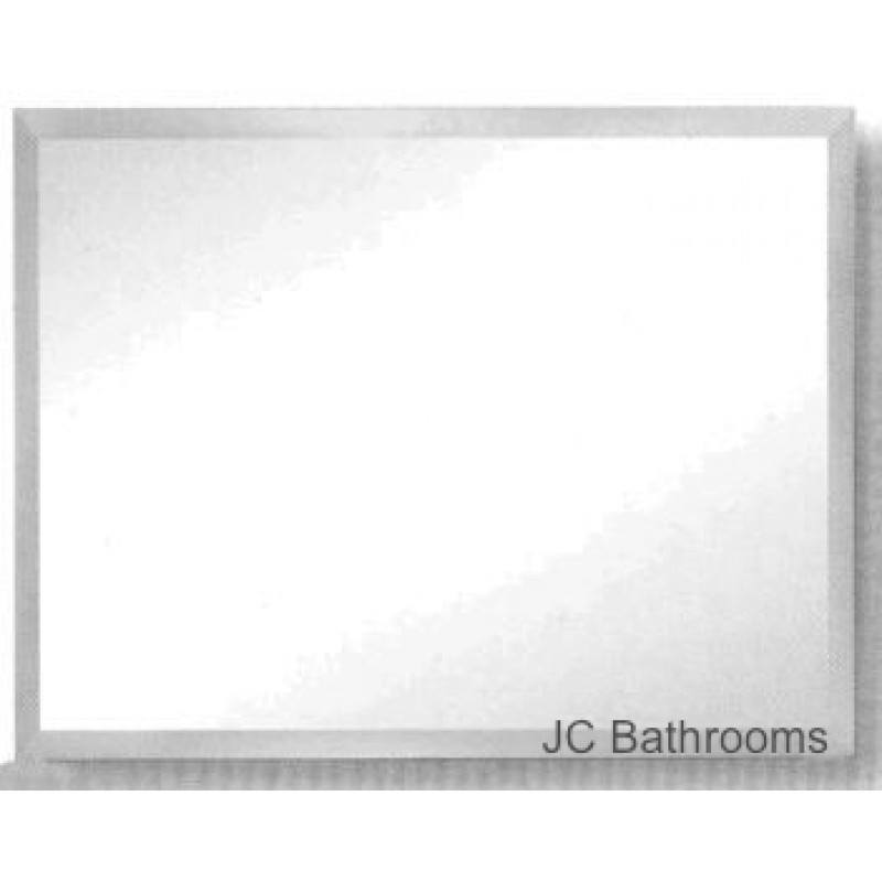 Bevel Edge Mirror - 900x750mm