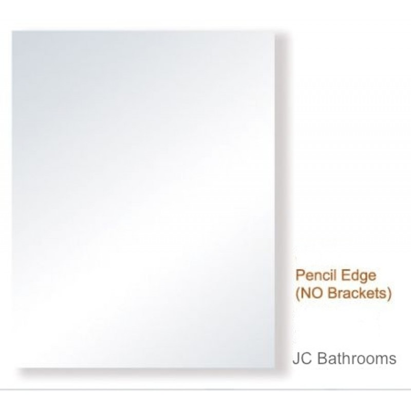 Pencil Edge Mirror - 800x1200mm