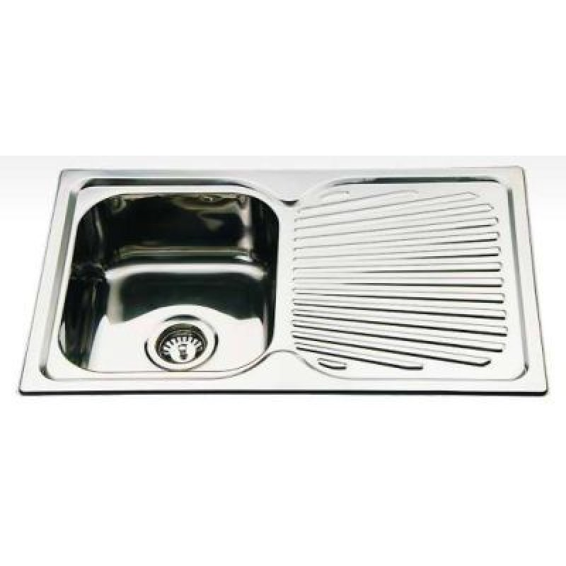 Single Bowl Kitchen Sink - 780x480x170mm
