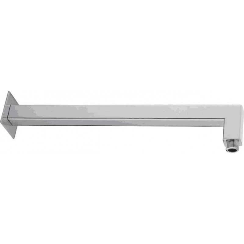 Crystal Wall Mounted Shower Arm - 400mm