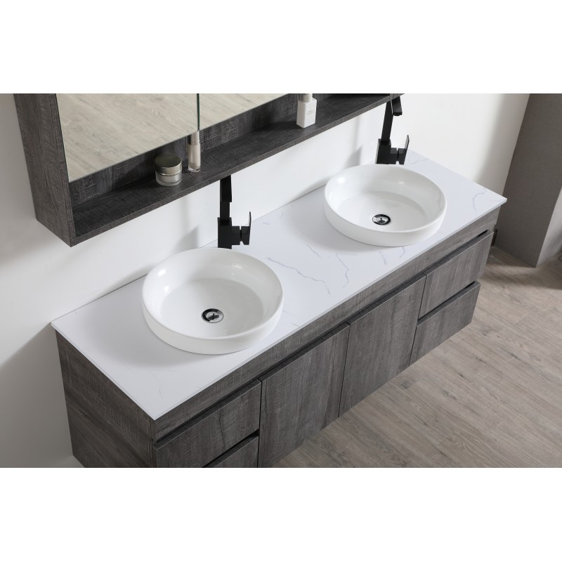 Carina Wall Hung 1500mm Vanity