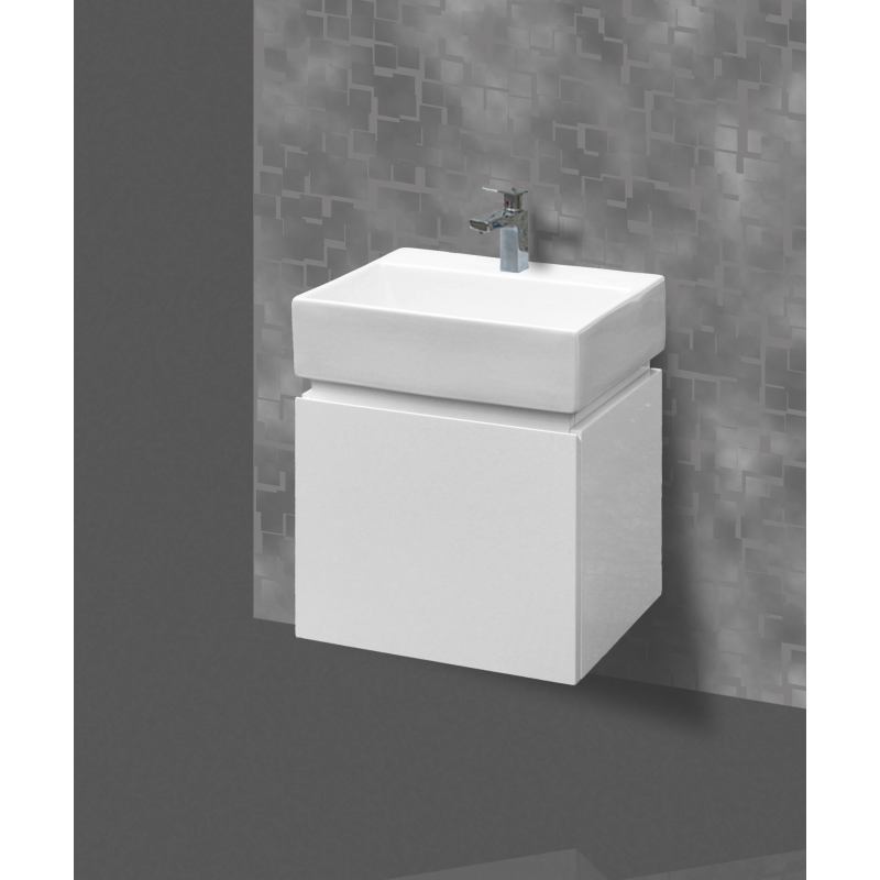 Harmony Wall Hung 480mm Vanity